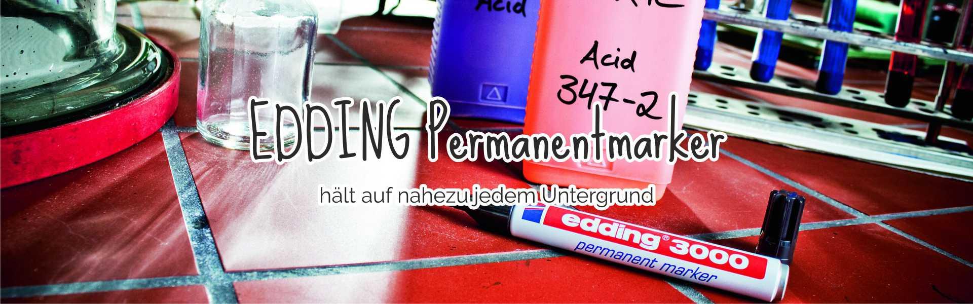 Edding Permanentmarker