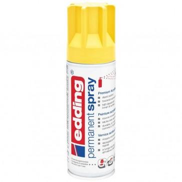 EDDING Lack Spray 5200 200ml verkehrsgelb matt RAL 1023