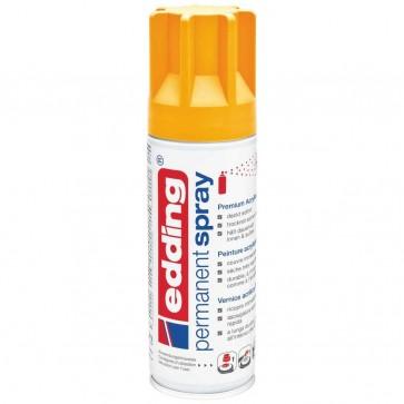 EDDING Lack Spray 5200 200ml sonnengelb matt RAL 1037