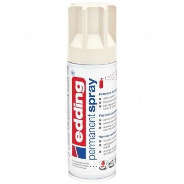 EDDING Lack Spray 5200 200ml cremeweiß matt RAL 9001