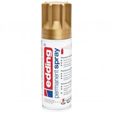 EDDING Lack Spray 5200 200ml reichgold matt