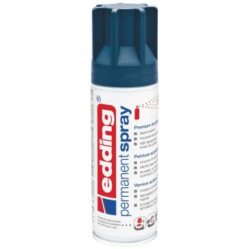 EDDING Lack Spray 5200 200ml elegant nachtblau matt