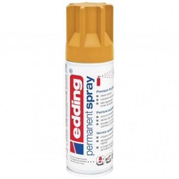 EDDING Lack Spray 5200 200ml leuchtend bernstein matt