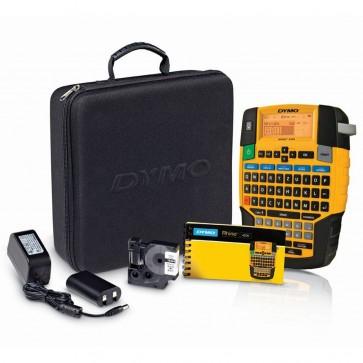 DYMO Beschriftungsgerät RHINO 4200 SPARPACK incl. Akku Ladegerät Band und Koffer