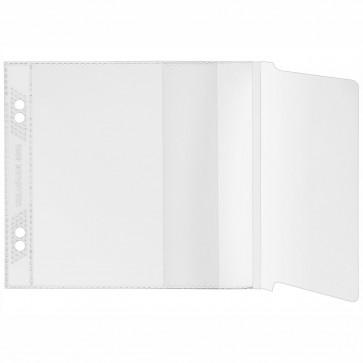 VELOFLEX CD DVD Hülle 4366 abheftbar 10 Stück