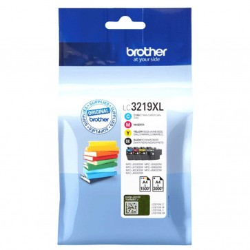 BROTHER Tinte Multipack LC3219XL C / M /Y / BK