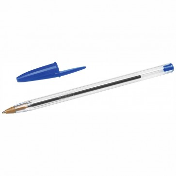 BIC Kugelschreiber Cristal M 0,4mm (1,0mm) blau