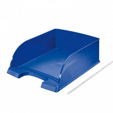 Leitz Briefablage Jumbo Plus 52330035 DIN A4 PS blau