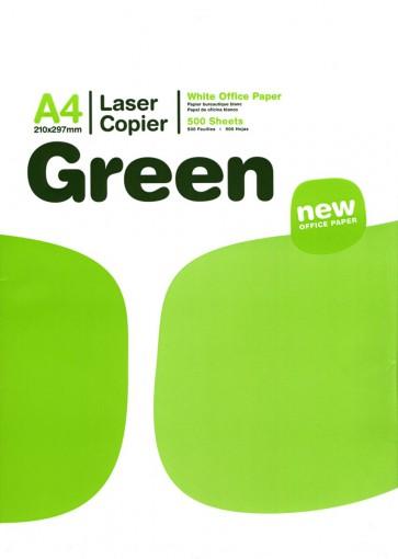 Kopierpapier A4 80g weiß Laser Copier Green