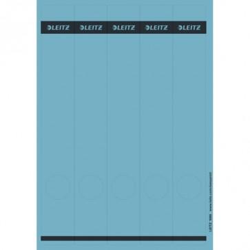 LEITZ Rückenschilder 1688 blau 39x285mm 125 Stück