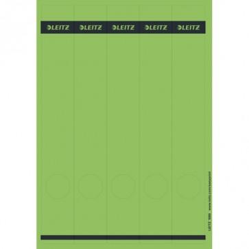 LEITZ Rückenschilder 1688 grün 39x285mm 125 Stück
