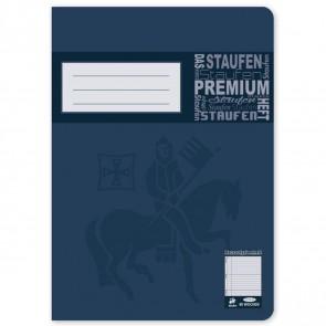 STAUFEN Hausaufgabenheft A5 Premium 48 Blatt / 48 Wochen