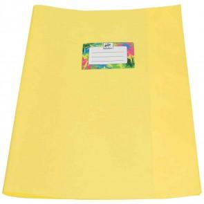 STAUFEN Heftumschlag PP-Folie / Kunststoff A4 gelb
