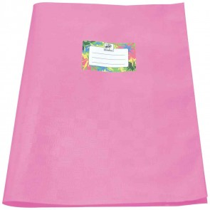 STAUFEN Heftumschlag PP-Folie / Kunststoff A4 rosa