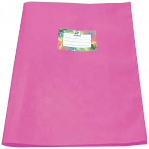 STAUFEN Heftumschlag PP-Folie / Kunststoff A4 pink