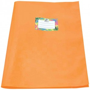STAUFEN Heftumschlag PP-Folie / Kunststoff A4 orange