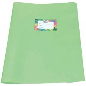 STAUFEN Heftumschlag PP-Folie / Kunststoff A4 hellgrün