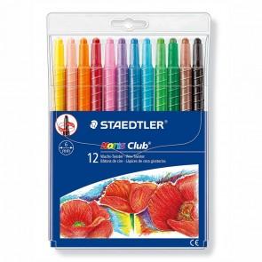 STAEDTLER Wachsmalkreide Wachs Twister 221NWP12 12 Stück
