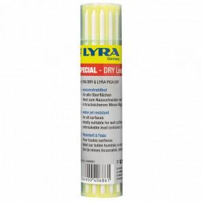 LYRA DRY Ersatzminen weiß 2,8mm 12 Stück