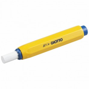 GIOTTO Kreidehalter bis 10mm farbig + 1 Kreide GRATIS