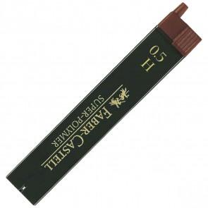 FABER CASTELL Bleistiftmine SUPER-POLYMER 0,5mm H 12 Stück