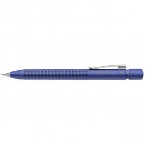 FABER CASTELL Druckbleistift GRIP 2011 0,7mm blau metallic