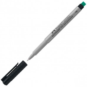 FABER CASTELL Folienstift MULTIMARK 0,6mm non-permanent F schwarz