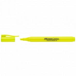 FABER CASTELL Textmarker TEXTLINER 38 1-3,8mm gelb