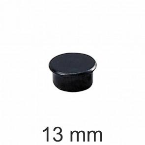 DAHLE Haftmagnet 13mm schwarz Haftkraft 100g