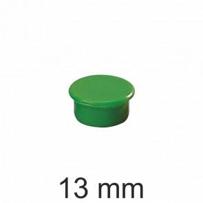 DAHLE Haftmagnet 13mm grün Haftkraft 100g