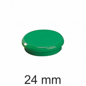 DAHLE Haftmagnet 24mm grün Haftkraft 300g