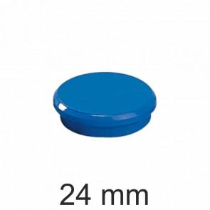 DAHLE Haftmagnet 24mm blau Haftkraft 300g