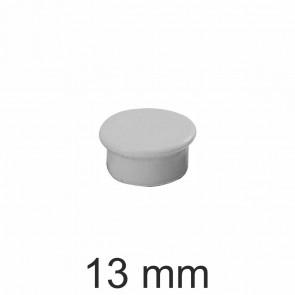 DAHLE Haftmagnet 13mm grau Haftkraft 100g