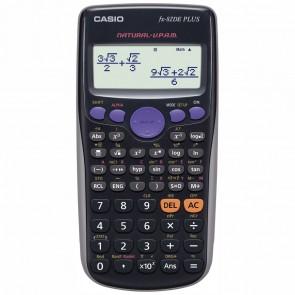 CASIO Taschenrechner FX-82DE PLUS 252 Funktionen