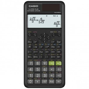 CASIO Schulrechner FX-87DE Plus 2nd Edition