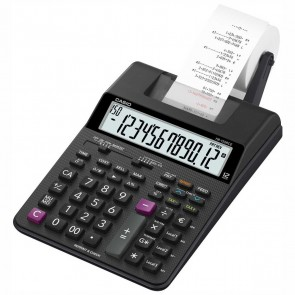 CASIO Tischrechner HR-150RCE 12-stellig schwarz