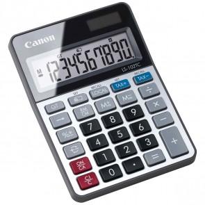 CASIO Taschenrechner LS-102 TC 10-stellig silber