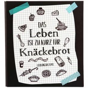 GOLDBUCH Rezeptringbuch A5 Knäckebrot 2-Ring mit Einlagen