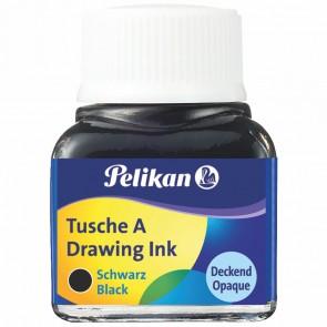 PELIKAN Tusche im Glas 10ml schwarz (17)