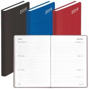 HERLITZ Taschenkalender Classic A7 2021 1 Woche = 2 Seiten 168 Seiten