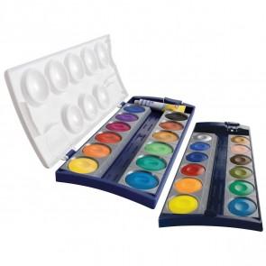 PELIKAN Deckfarbkasten K24 24 Farben