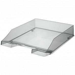HAN Briefablage C4 Klassik 1026-X grau transparent
