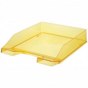 HAN Briefablage C4 Klassik 1026-X gelb transparent