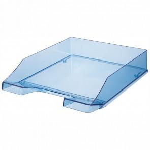 HAN Briefablage C4 Klassik 1026-X blau transparent