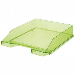 HAN Briefablage C4 Klassik 1026-X grün transparent