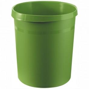 HAN Papierkorb GRIP 18190 18 Liter grün
