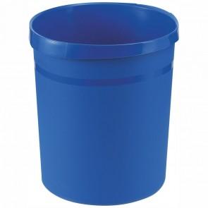 HAN Papierkorb GRIP 18190 18 Liter blau