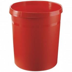 HAN Papierkorb GRIP 18190 18 Liter rot