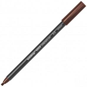 EDDING calligraphy pen 1255 3,5mm dunkelbraun