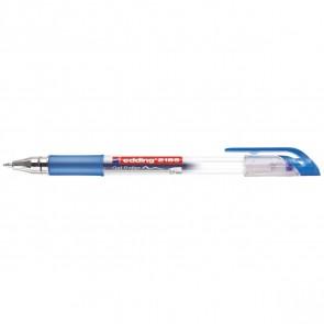 EDDING Gelschreiber Crystaljelly 2185 blau 0,7mm